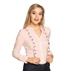 bretelle-flamant-rose-accessoire | jourdefete.com