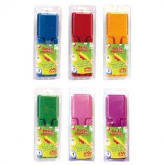Boîte Magnétique + 100 Pions de Loto - Coloris au choix
