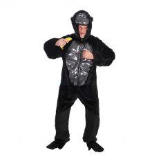 Déguisement de Gorille en Peluche Adulte