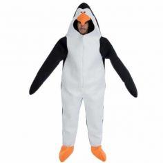 Déguisement Pingouin en Peluche Ado