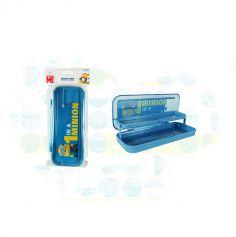 Boîte à Stylo en Plastique Minions