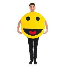 Costume Smiley Man - Emoji