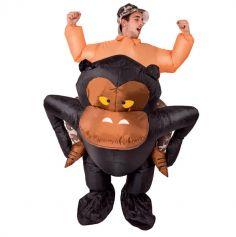 Déguisement gonflable pour adulte - Gorille
