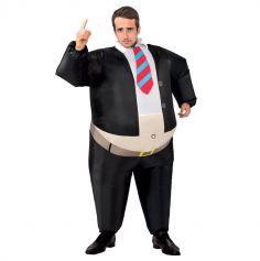 Déguisement gonflable pour adulte - Big Boss
