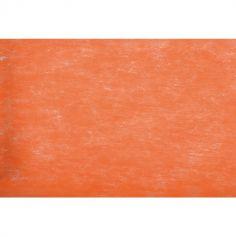 Ruban Déco Romance 10 cm x 10 M - Orange