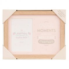 Cadre Photo - Grands Moments avec la Meilleure Maman - Mr. Wonderful | jourdefete.com