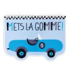 """Cahier """"Mets la Gomme"""" - Derrière La Porte"""