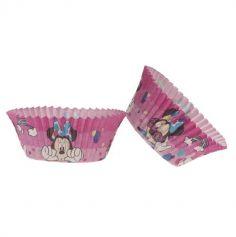 Caissettes à cupcakes x50 - Minnie