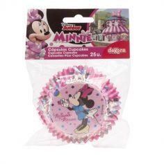 Caissettes à cupcakes x 25 - Minnie