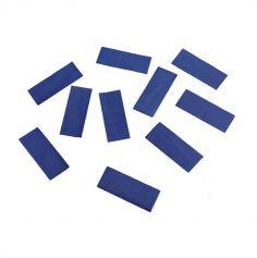 Canon à Confettis - Bleu Roi - Petit Modèle