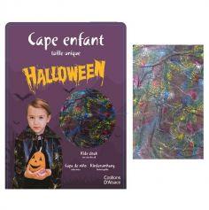 Cape pour Halloween - Taille Enfant - Modèle au Choix
