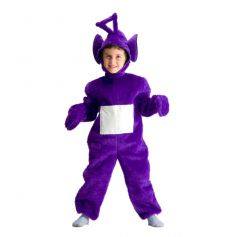 Déguisement Télétubbies Violet - Tinky Winky - Enfant