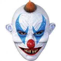 Masque Intégral en Latex Clown Tueur