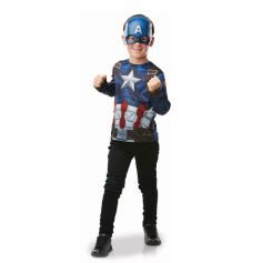 deguisement-masque-captain-america-carnaval | jourdefete.com