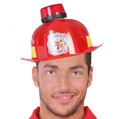 Casque Pompier Sonore et Lumineux