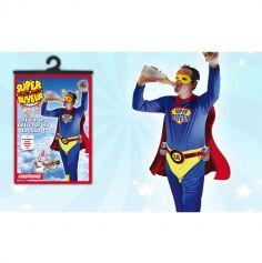 "Costume ""Super Buveur"" - Taille Unique"