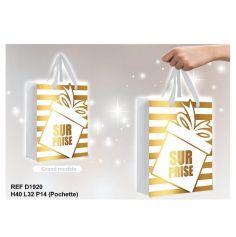 """Pochette Cadeau """"Surprise"""" - Grand Modèle"""
