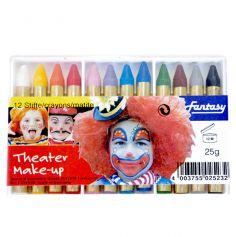 Palette de Crayons de Maquillage GM 12 couleurs