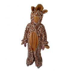 Déguisement de Petite Girafe en Peluche