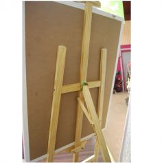 Chevalet bois 150 cm