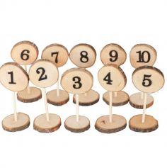 marque-table-bois-chiffre|jourdefete.com