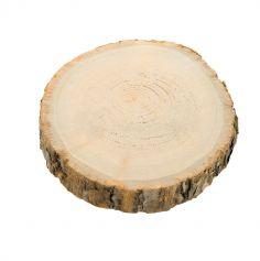Rondin de bois 17cm x 2cm | jourdefete.com