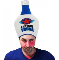 """Chapeau """"Captain Vodka"""" - Taille Unique"""