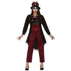 deguisement-vaudou-chaman-femme | jourdefete.com