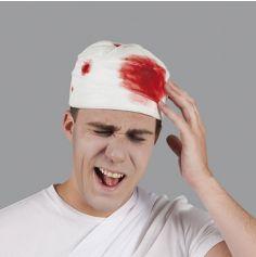 Chapeau Bandage Ensanglanté
