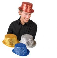 Chapeau Paillettes - Différents Coloris