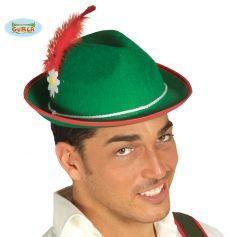 Chapeau de tyrolien homme