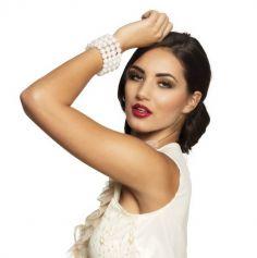 bracelet-perles-accessoire-charleston | jourdefete.com