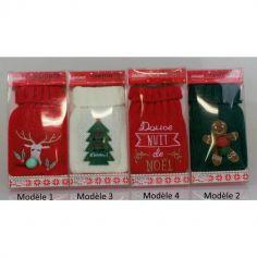 Chaufferette de poche - Accessoire de Noël - Modèle au Choix