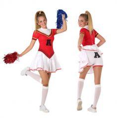 deguisement-ado-cheerleader | jourdefete.com