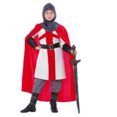 Déguisement enfant chevalier Croisé