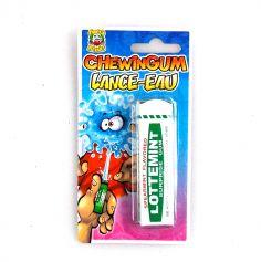 Chewing Gum Lance-Eau
