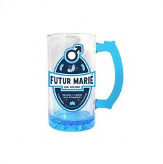 Chope à Bière - Futur Mariée ou Future Mariée