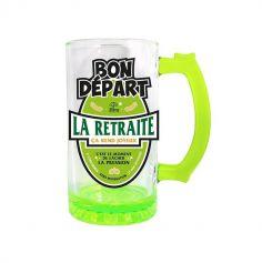 chope-biere-retraite-cadeau-humour | jourdefete.com