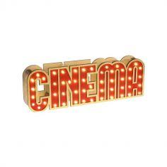 decoration-lumineuse-cinema-hollywood-table | jourdefete.com