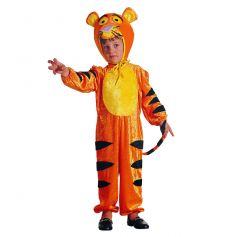 Déguisement Tigre Dessin Animé Bébé