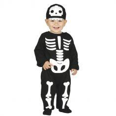 deguisement-squelette-bebe-halloween | jourdefete.com
