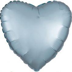 coeur-bleu-pastel-helium | jourdefete.com