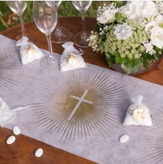 Chemin de table Communion - 30cm x 5m