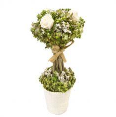 composition-fleurs-roses-pot | jourdefete.com