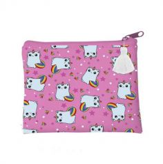 licorne-pochette-sac-chat | jourdefete.com