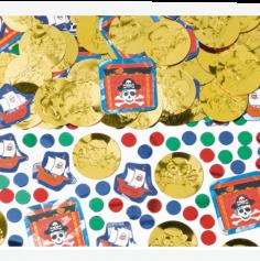 """Sachet de confettis de table """"Pirate"""""""