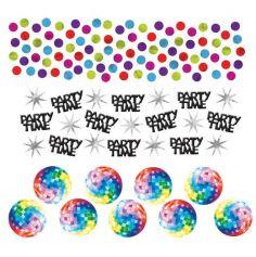 Confettis de table - Disco fever