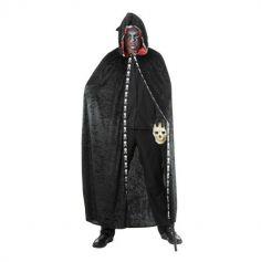 Costume Cape Gothique Luxe