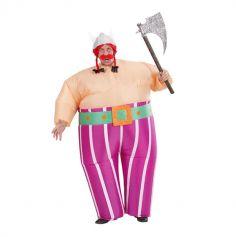 Costume de Gaulois Gonflable