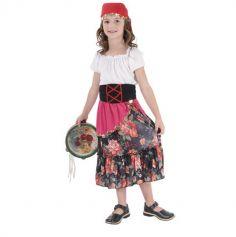 Costume Esméralda la Danseuse Fille